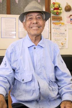與儀 博さん(84歳)(平良字池間)