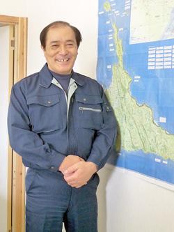 野原 比呂之さん(56)(株)エコバンク代表