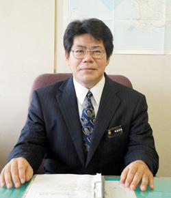 黒島 師範さん(57歳)