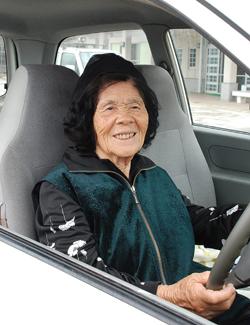 砂川 キヨさん(83歳)(城辺皆福)