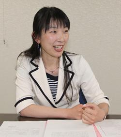本多 智子さん(36歳)