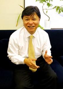 砂川 昌順さん(49歳)