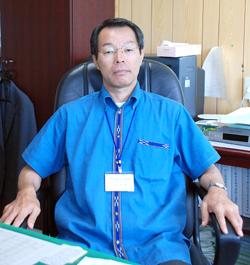 比嘉 章さん(57歳)