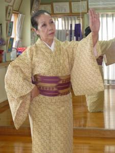 譜久村 悦子さん(67歳)玉城流敏風会・師範